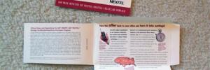 Nextel Mailer