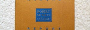 Robert Morris Annual Report